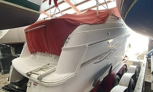 Image of Four Winns 258 Vista Pocket Cruiser for sale in United States of America for $18,500 (£13,120) Traverse City, Michigan, United States of America