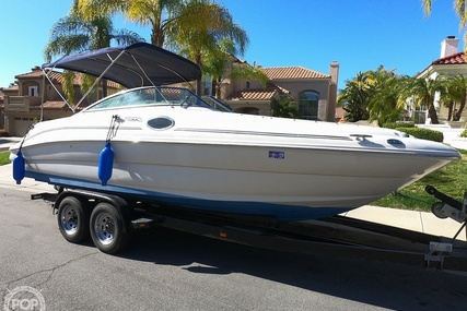 Sea Ray 260 Sundeck for sale in United States of America for $17,750 (£14,212)