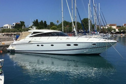 Princess V58 for sale in France for €275,000 (£246,495)