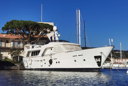 Benetti SD79 for sale in France for €1,390,000 (£1,245,922)