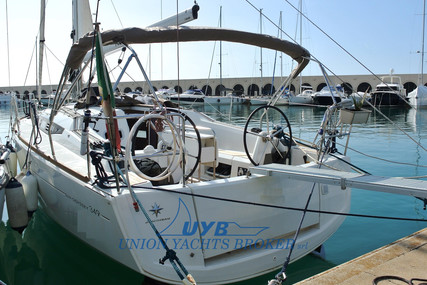 Jeanneau Sun Odyssey 349 for sale in Italy for €109,000 (£95,516)
