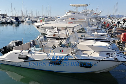Quicksilver 675 Activ Open for sale in Italy for €24,000 (£21,625)