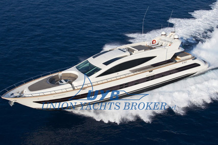Cerrimarine 102 for sale in Italy for €2,490,000 (£2,262,772)