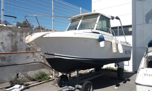 Image of Jeanneau Merry Fisher 580 for sale in France for €14,800 (£13,249) Marseille, , France