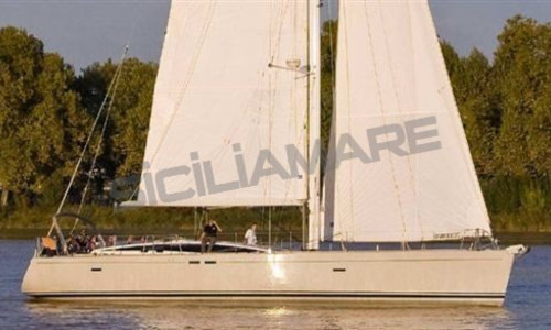 Image of CNB Bordeaux 60 for sale in Italy for €620,000 (£551,018) Mar Tirreno, Mar Tirreno, Italy