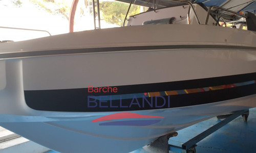 Image of Beneteau Flyer 6.6 Sundeck for sale in Italy for €55,071 (£49,671) Barche Bellandi, Lago di Garda, Italy