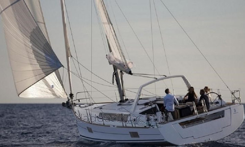 Image of Beneteau Oceanis 48 for sale in Italy for €280,000 (£245,823) Campania, Campania, Italy