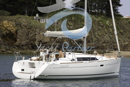 Beneteau Oceanis 34 for sale in Italy for €65,000 (£56,982)