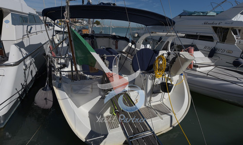 Image of Beneteau Oceanis 473 for sale in Italy for €110,000 (£99,083) Puglia, Mare Adriatico, Puglia, Mare Adriatico, Italy