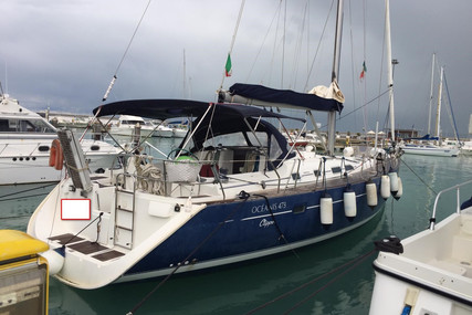 Beneteau Oceanis 473 for sale in Italy for €90,000 (£78,866)