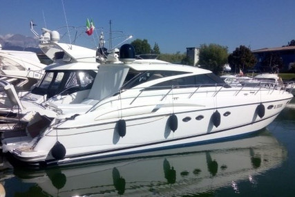 Princess V58 for sale in Italy for €320,000 (£282,120)