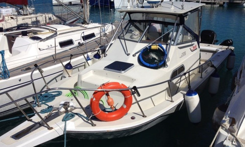 Image of Boston Whaler 25 for sale in Italy for €20,000 (£18,077) Grecia, Grecia, Italy