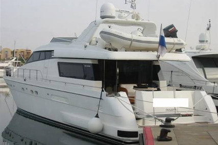 Sanlorenzo 62 for sale in Spain for €340,000 (£302,744)