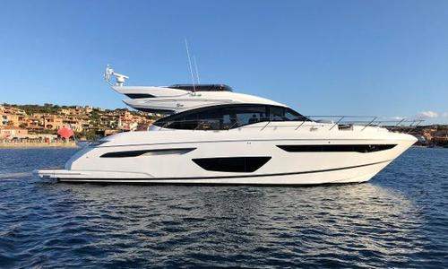 Image of Princess S60 for sale in Italy for €1,650,000 (£1,466,419) Sardinia, Italy