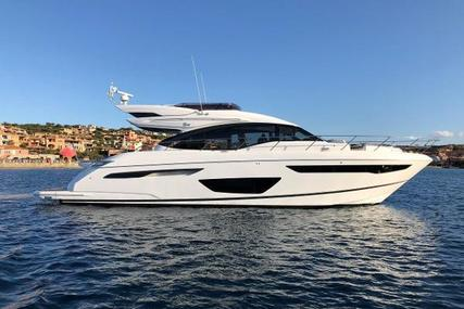 Princess S60 for sale in Italy for €1,590,000 (£1,432,200)