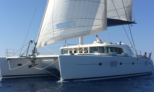 Image of Lagoon 500 for sale in Italy for £400,000 Italy