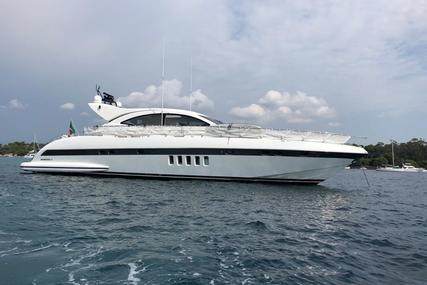 Mangusta 72 for sale in Italy for €450,000 (£403,975)