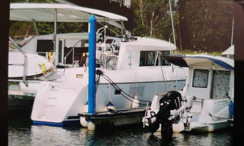 Image of Lagoon 420 for sale in Italy for €249,000 (£224,934) Monfalcone, Italy