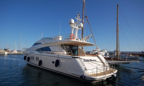 Image of Fairline Squadron 74 for sale in Italy for €670,000 (£595,455) Liguria, Italy