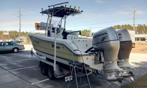 Image of Triton 2486 CC for sale in United States of America for $32,000 (£25,727) Kingsland, Georgia, United States of America