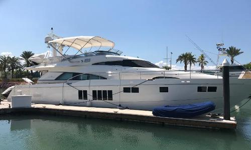 Image of Fairline 78 for sale in Mexico for $2,500,000 (£1,905,619) La Paz, Mexico
