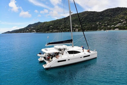 Robertson and Caine Leopard 48 for charter in Seychelles from €4,459 / week