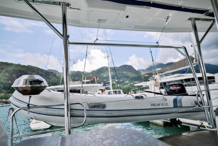Robertson and Caine Leopard 48 for charter in Seychelles from €4,809 / week