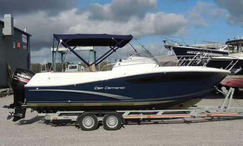 Image of Jeanneau Cap Camarat 7.5 WA for sale in United Kingdom for £46,995 South East, Lymington, United Kingdom