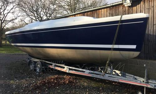 Image of Sadler 290 for sale in United Kingdom for £15,500 Poole, United Kingdom