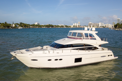 Princess Flybridge 72 Motor Yacht for sale in United States of America for $2,495,000 (£2,019,736)