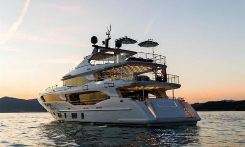 Image of Benetti Mediterraneo 116-¼ Share for sale in Italy for €2,995,000 (£2,684,028) Italy