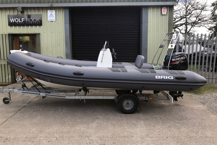 Brig Falcon Rider 500 (2016) for sale in United Kingdom for £15,995
