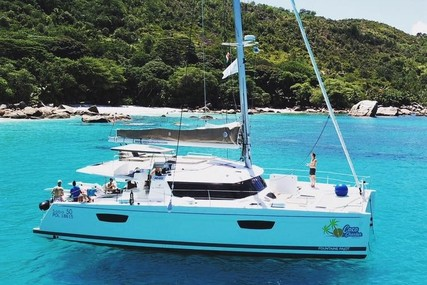 Fountaine Pajot Saba 50 [7 CAB] for charter in Seychelles from €8,316 / week