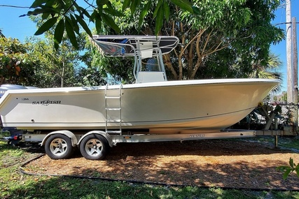 Sailfish 266CC for sale in United States of America for $57,800