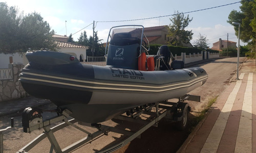 Image of Zodiac Pro Open 550 for sale in France for €21,000 (£18,664) MARTIGUES, , France
