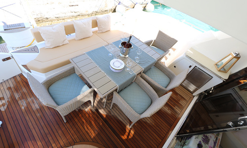 Image of Sunseeker Manhattan 64 for sale in Croatia for €395,000 (£342,912) Trogir, (CRO), Croatia