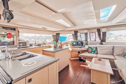 Fountaine Pajot Saba 50 for charter in Seychelles from €8,666 / week