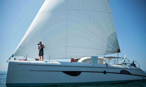 Image of Outremer (FR) 49 for sale in  for €695,000 (£633,419) Mittelmeer,