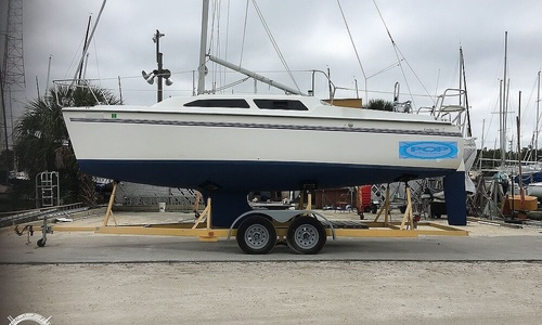 Image of Catalina 250K for sale in United States of America for $21,750 (£16,993) Sarasota, Florida, United States of America