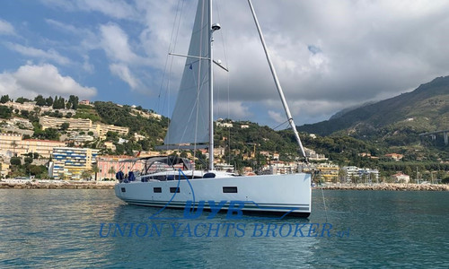 Image of Jeanneau 54 for sale in France for €565,000 (£510,393) France