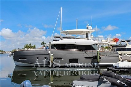 Azimut Yachts Magellano 66 for sale in Italy for €1,990,000 (£1,719,208)