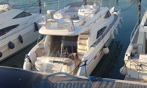 Image of Sealine T 52 for sale in Italy for P.O.A. (P.O.A.) Adriatic Sea, Italy
