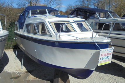 Viking Yachts 26 Centre cockpit Narrow Beam 'Valhalla' for sale in United Kingdom for £14,995