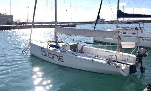 Image of Bavaria Yachts B One for sale in Spain for €14,950 (£13,513) Valencia, Spain