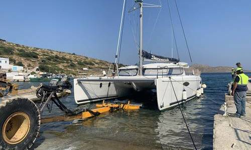 Image of Fountaine Pajot Orana 44 for sale in Greece for €239,000 (£215,244) PuertoPireo, Greece