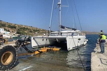 Fountaine Pajot Orana 44 for sale in Greece for €239,000 (£215,244)