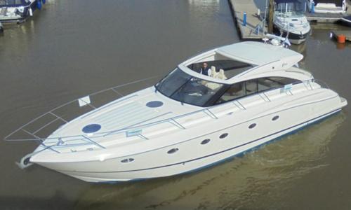 Image of Princess V53 for sale in United Kingdom for £379,950 Hamble River Boat Yard, United Kingdom