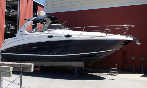 Image of Sea Ray 280 Sundancer for sale in United States of America for $45,000 (£33,767) Naples, Florida, United States of America