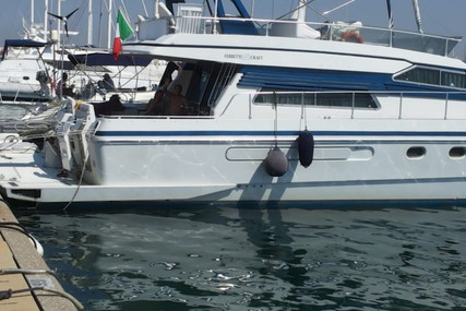 Ferretti 58 S for sale in Italy for €120,000 (£107,540)