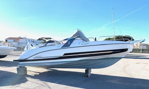 Image of Beneteau Flyer 6.6 Sundeck for sale in France for €44,900 (£40,498) PORT LEUCATE, , France